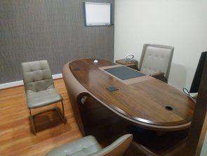 εσωτερικό ιατρείου - γραφείο